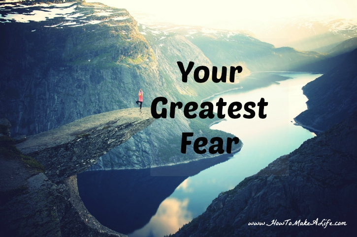 Your Greatest Fear Cliff