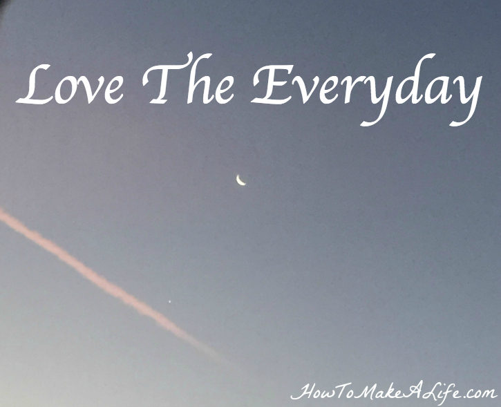 There is something to love about everyday.