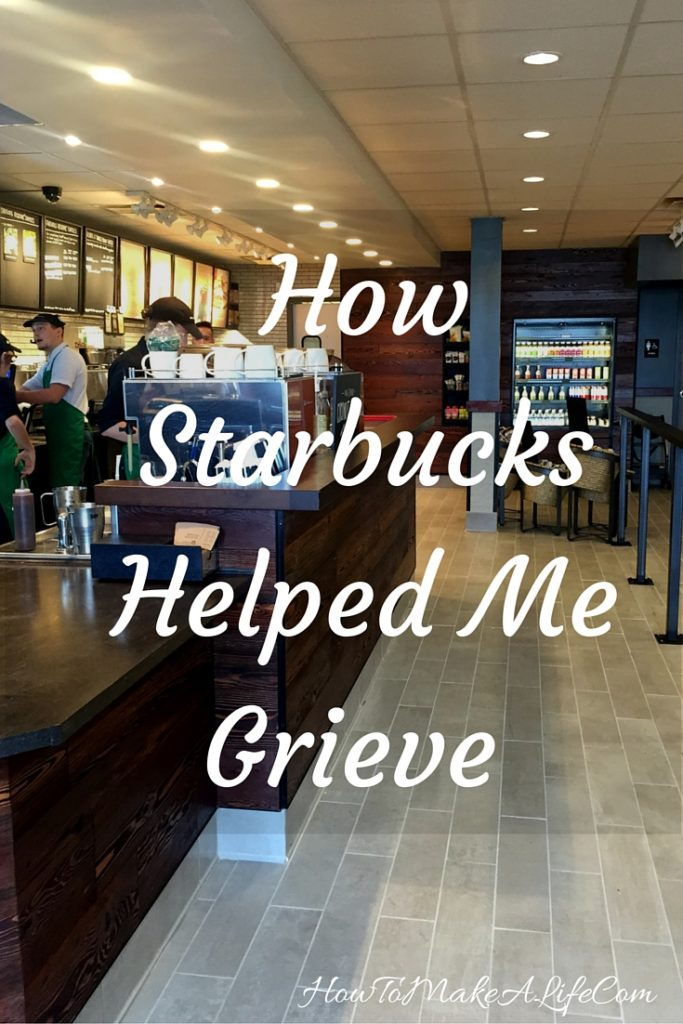 How my local Starbucks store became a part of my grieving process.