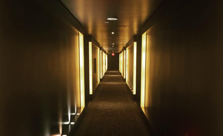 The Cromwell Hallway