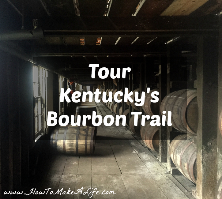 Tour the 9 Bourbon distilleries of Kentucky's Bourbon Trail